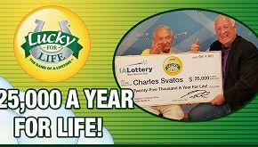 Vince la lotteria a 92 anni, avrà un vitalizio da record