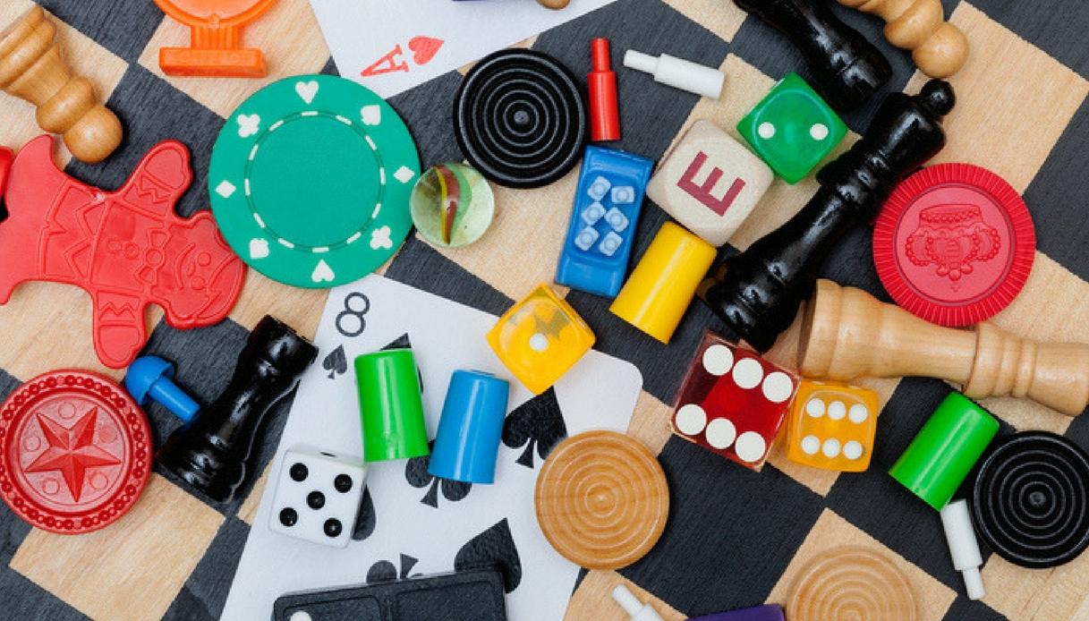 10 giochi da tavolo più fighi di sempre (se hai più di 30 anni)