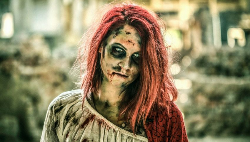 Halloween: gli zombie esistono, lo dice la scienza