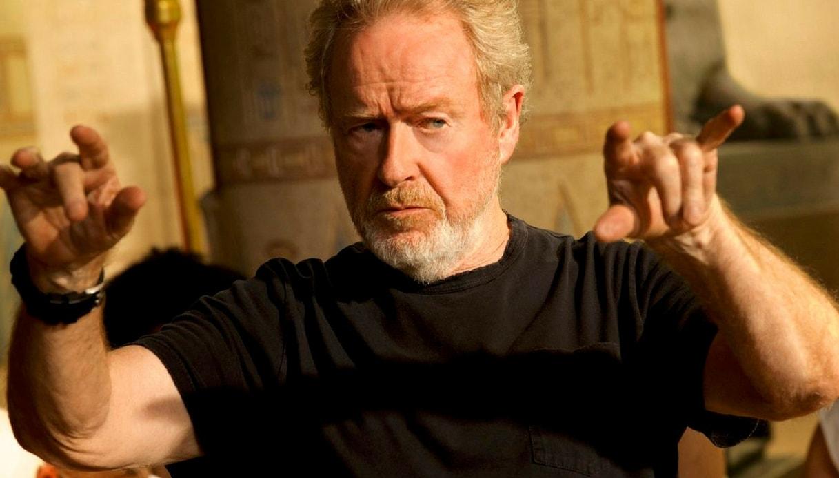 Ridley Scott compie 80 anni