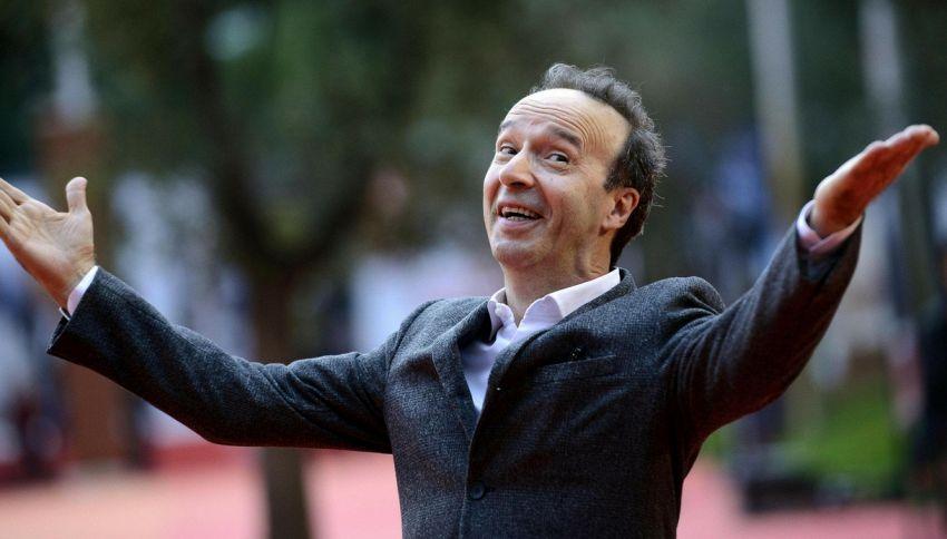 Roberto Benigni pronto a tornare in Rai per un grande show