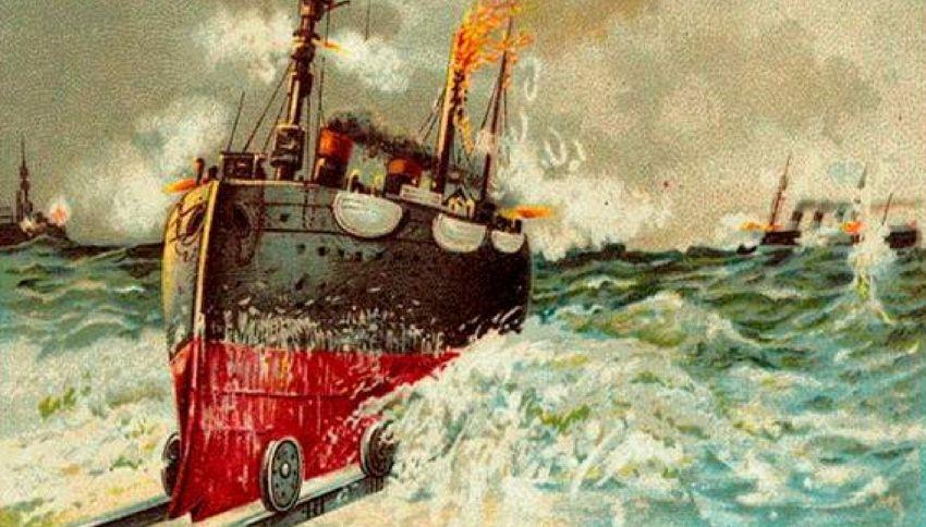 Le profezie nascoste in 12 cartoline di 117 anni fa