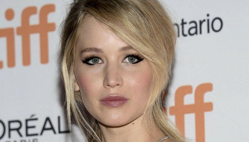 Jennifer Lawrence protagonista nel nuovo film di Luca Guadagnino