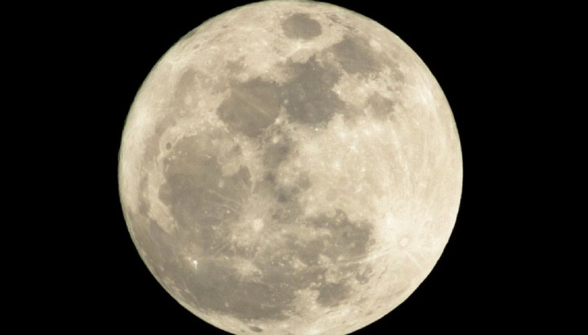 Il 2018 inizierà con una Superluna