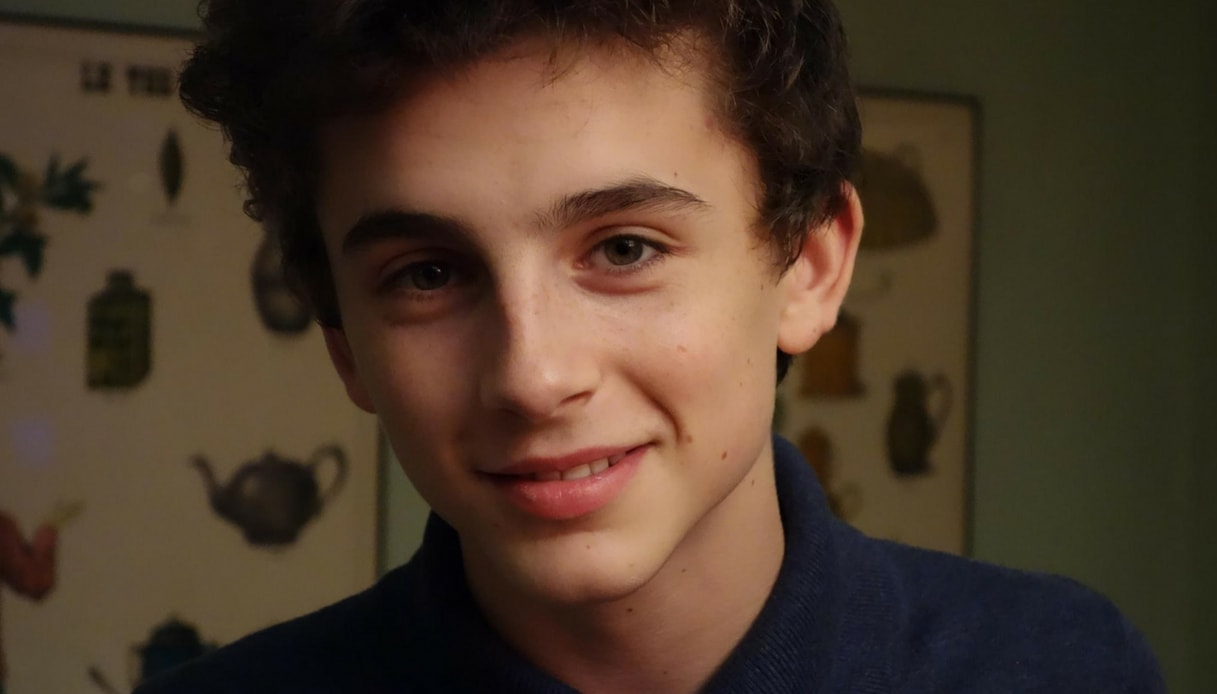 "Chi è Timothée Chalamet, protagonista di ""Call me by your name"""