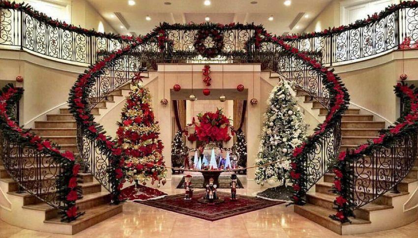 Il Natale dei Rich Kids: lusso ostentato (e un po' cafone)