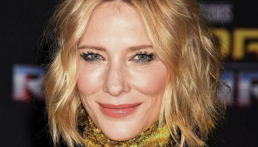 Cate Blanchett presidente della giuria del Festival di Cannes