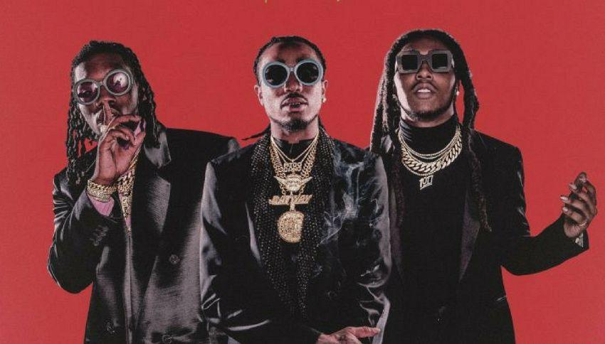 """Migos: """"Culture II"""" è il nuovo album del gruppo rap"""