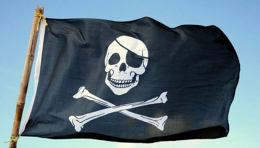 Amanda, la donna che ha sposato un pirata fantasma