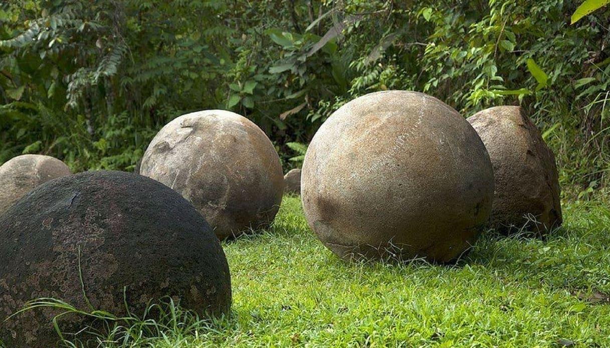 Il mistero delle sfere perfette in Costa Rica