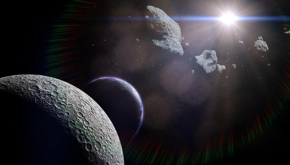 Trovata in un meteorite l'acqua più antica del Sistema Solare
