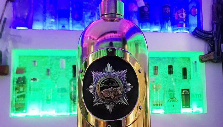 Rubata la vodka di House of Cards da 1 milione di dollari