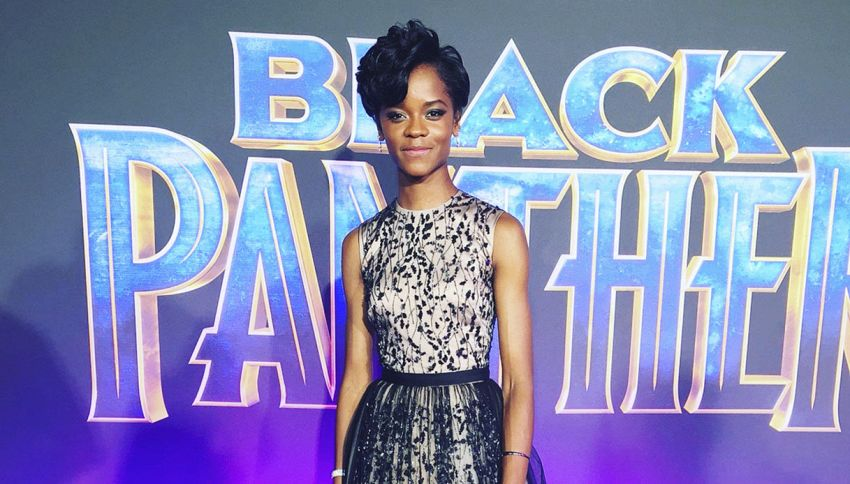 Black Panther, Letitia Wright nuovo modello di principessa Disney
