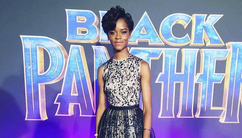 Black Panther, Letitia Wright nuovo modello di principessa Disney