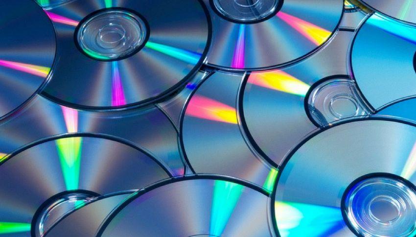 Addio CD, negli USA chiude l'ultima fabbrica di Compact Disc