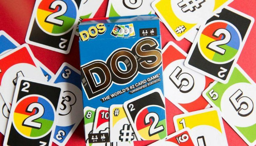 Ricordate il gioco di carte Uno? Sta per arrivare Dos