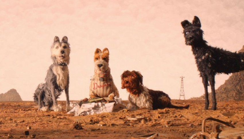 """5 curiosità su """"Isle of dogs"""", il nuovo film di Wes Anderson"""
