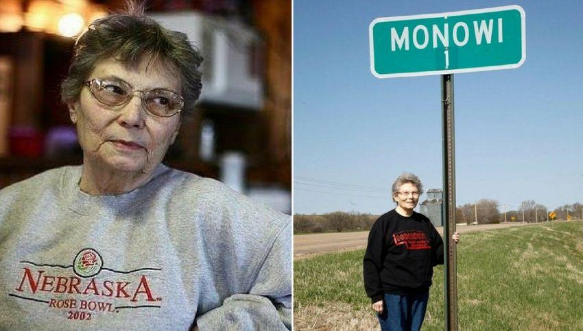 Monowi, il paese abitato da una sola persona