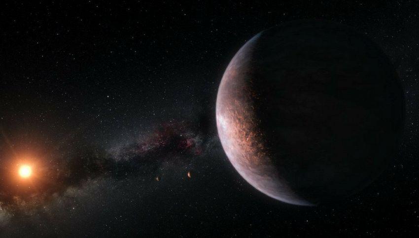 Trovati pianeti ricchi di acqua che potrebbero ospitare la vita