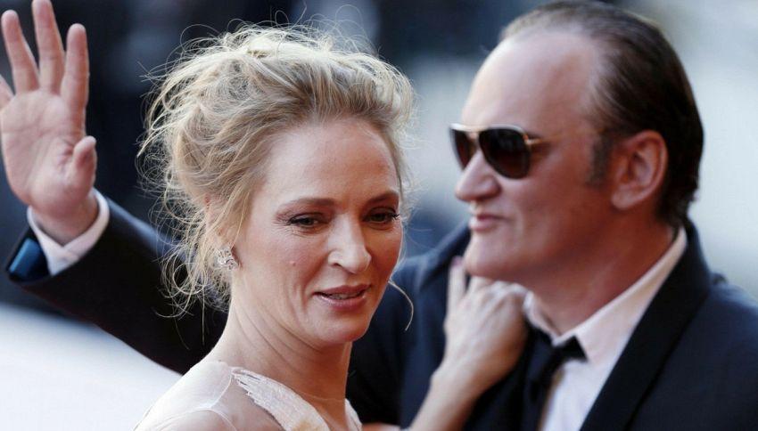 """""""Tarantino cercò di uccidermi"""". Le accuse di Uma Thurman"""