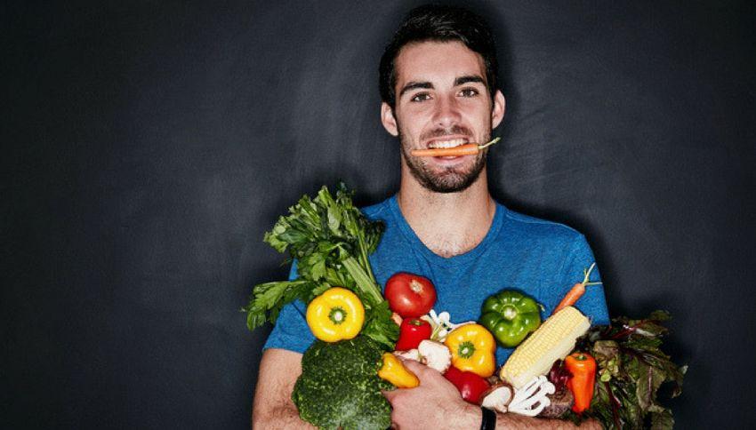 Per la scienza gli uomini che mangiano verdura sono più attraenti