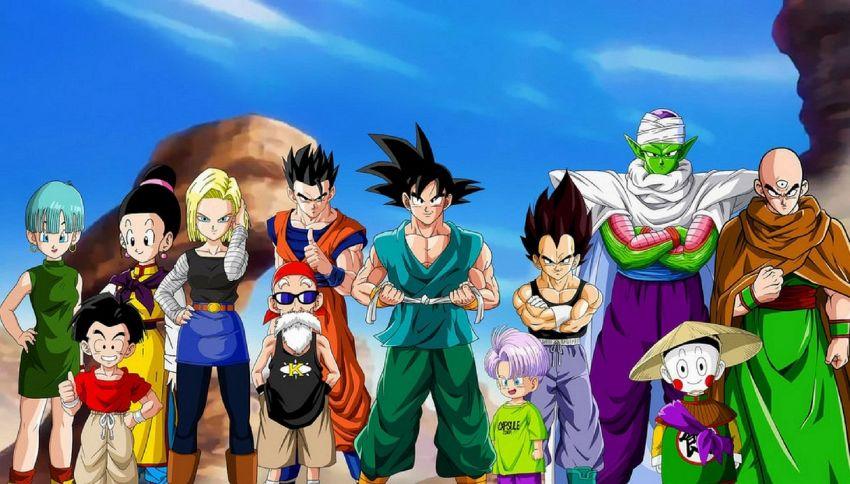 Da Goku a Majin Bu, i personaggi di Dragon Ball nelle canzoni rap