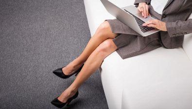 State spesso seduti con le gambe accavallate? Meglio di no