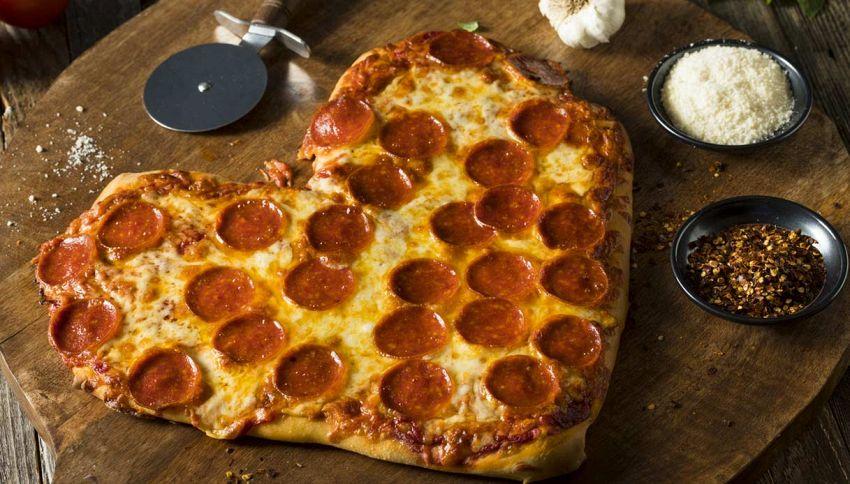 Pizza negli USA: le 12 preferite dagli americani