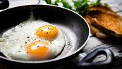 Gli errori da non fare mai quando cucini le uova