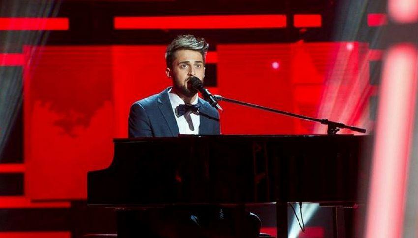 Chi è Antonello Carozza, concorrente di The Voice 2018