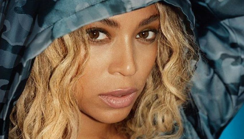 Chi ha morso la faccia di Beyoncé ad una festa?