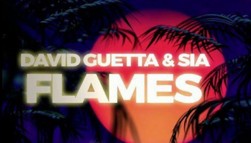 David Guetta e Sia tornano insieme e vogliono infiammare le hit
