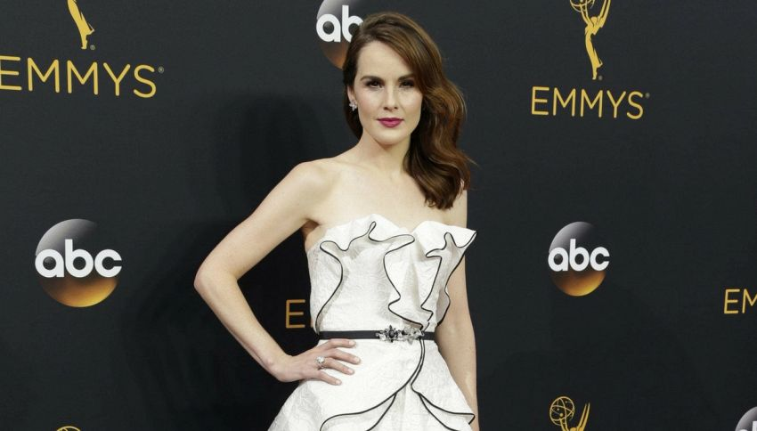 "Chi è Michelle Dockery, Lady Mary in ""Downtown Abbey"""
