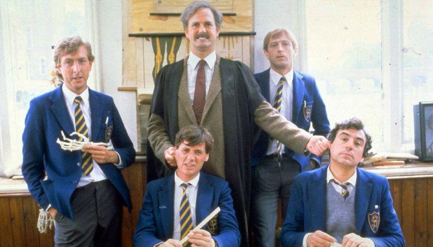 I Monty Python sbarcano su Netflix