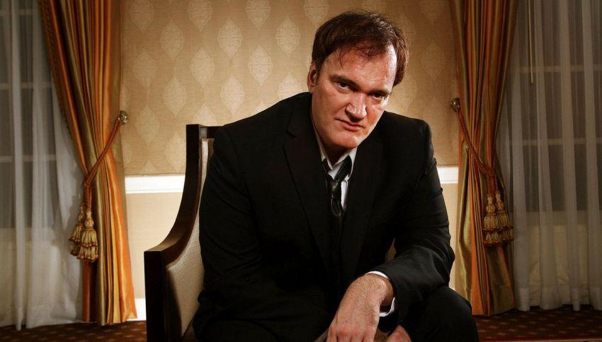 I 55 anni di Quentin Tarantino, il regista di Pulp Fiction