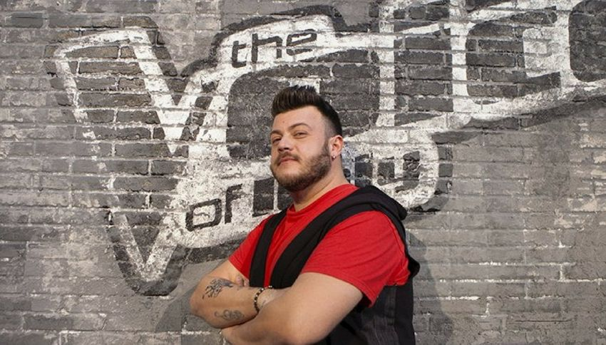 Chi è Antonio Marino, concorrente di The Voice 2018