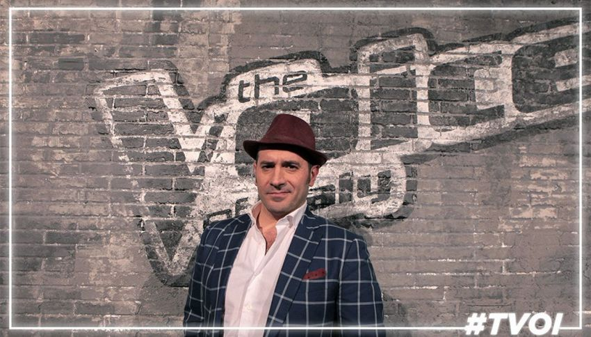 Chi è Aurelio Fierro Jr, concorrente di The Voice 2018