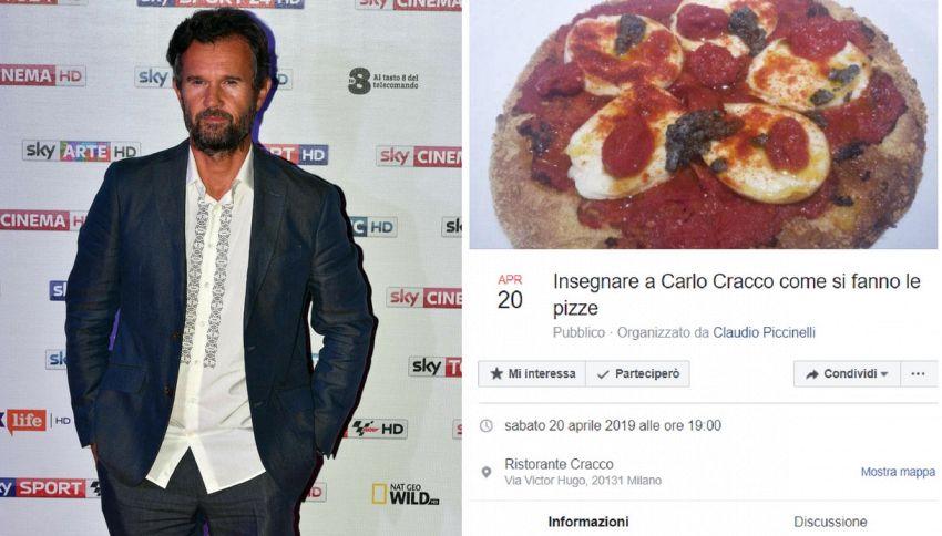 """""""Insegnare a Cracco come si fa la pizza"""": il pubblico non perdona"""