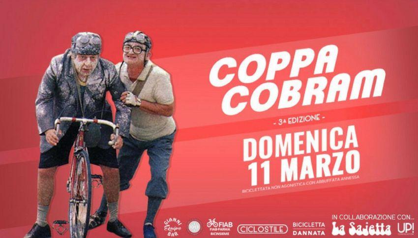 Torna la Coppa Cobram: tenetevi liberi l'11 marzo