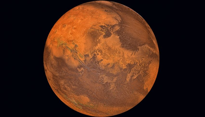 Perché Marte è il Pianeta Rosso? Di che colore è veramente?