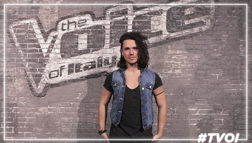 Chi è Mirko Carnevali concorrente di The Voice 2018