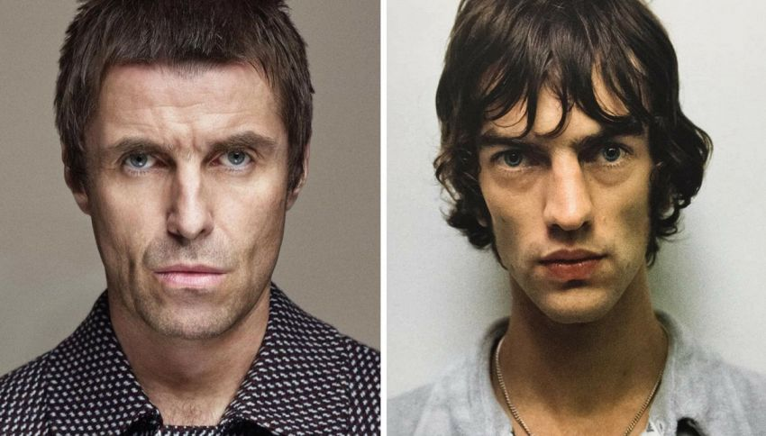Liam Gallagher e Richard Ashcroft annunciano un tour insieme