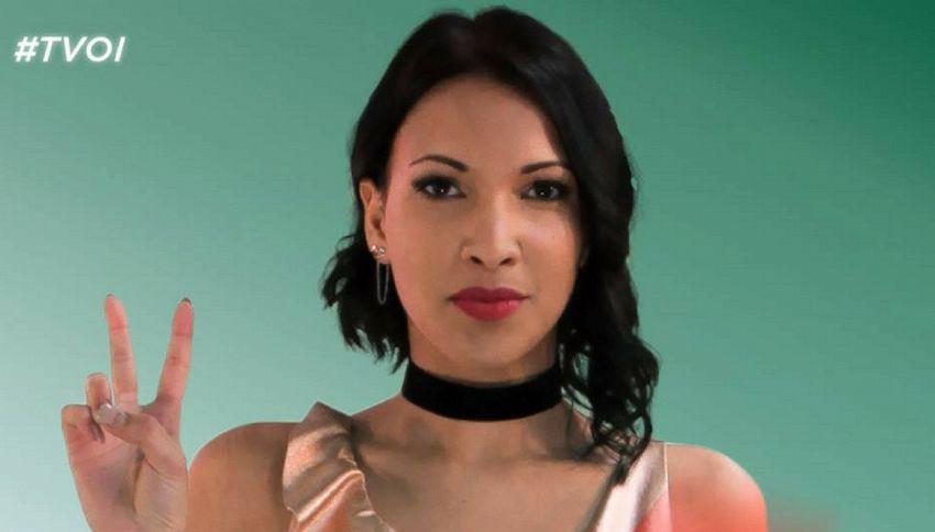 Chi è Simona Marcelli, concorrente di The Voice 2018