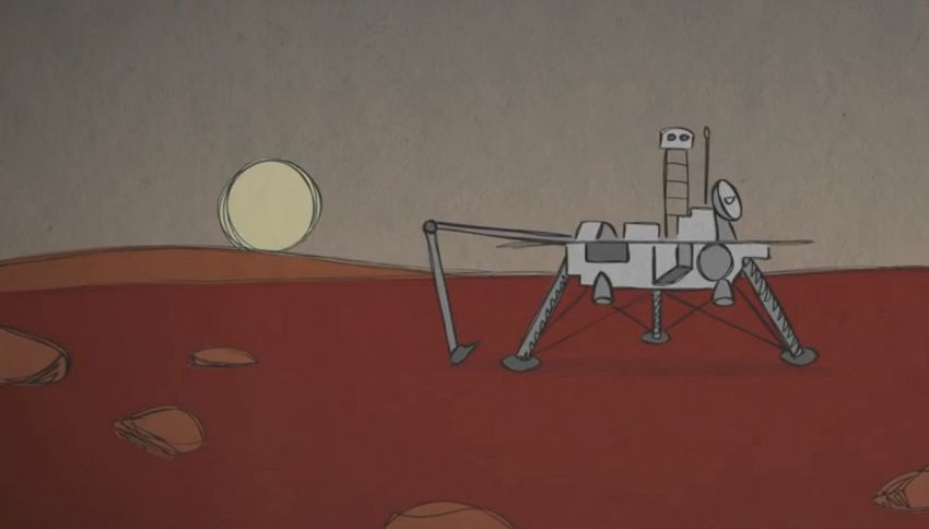 Quanto è lungo un anno su Marte