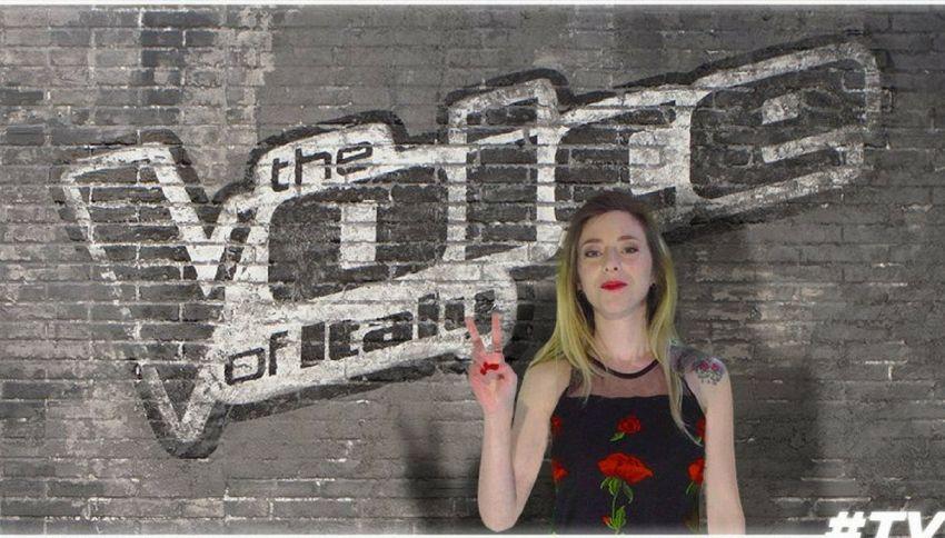Chi è Virginia Dioletta, concorrente di The Voice of Italy 2018