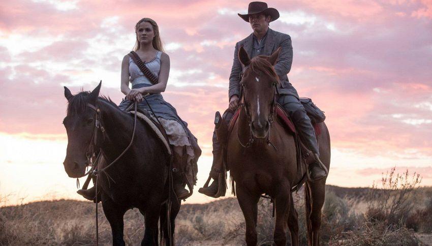 """Nel nuovo trailer di """"Westworld"""" samurai e androidi misteriosi"""