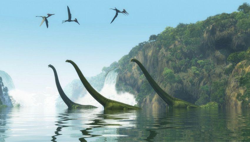Le Dolomiti ci raccontano l'origine dei dinosauri