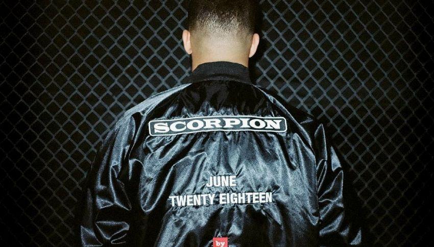 """Cosa sappiamo finora su """"Scorpion"""", il nuovo album di Drake"""