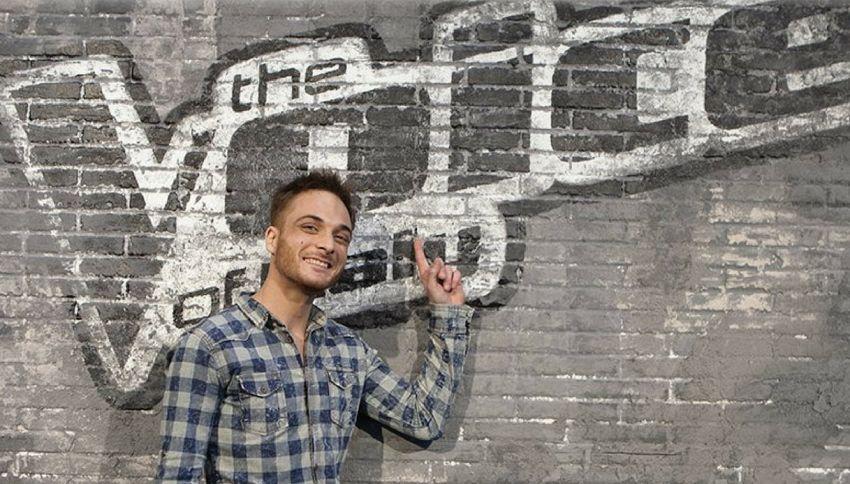 Chi è Ferdinando Vega concorrente di The Voice 2018