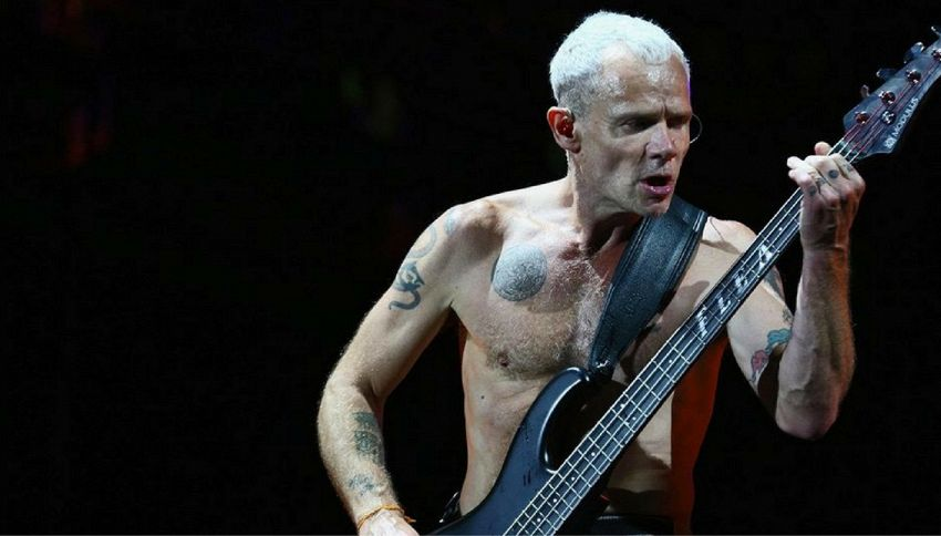 Ecco l'autobiografia di Flea, bassista dei Red Hot Chili Peppers